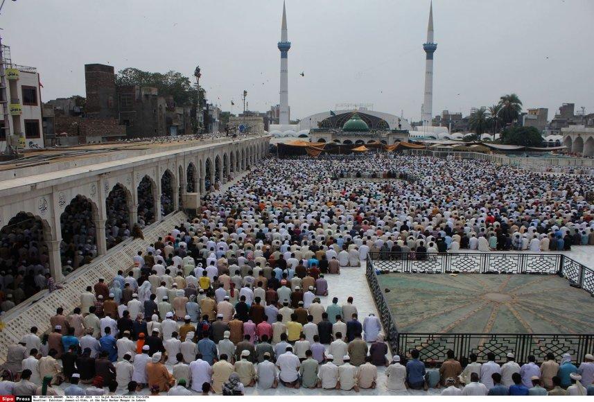 Musulmonai Pakistane