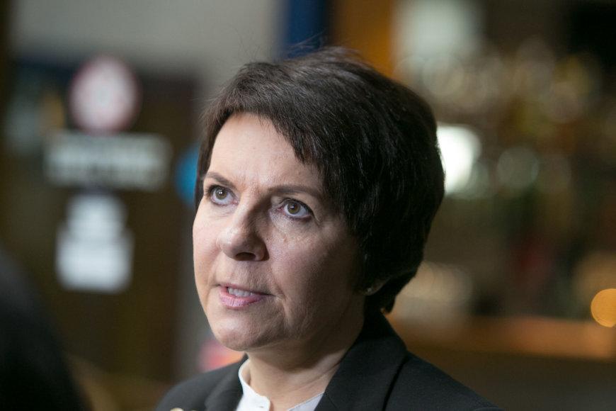 Lietuvos viešbučių ir restoranų asociacijos prezidentė Evalda Šiškauskienė