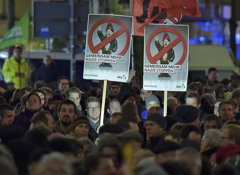Demonstracijos Vokietijoje