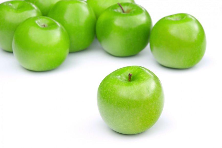 Obuoliai.
