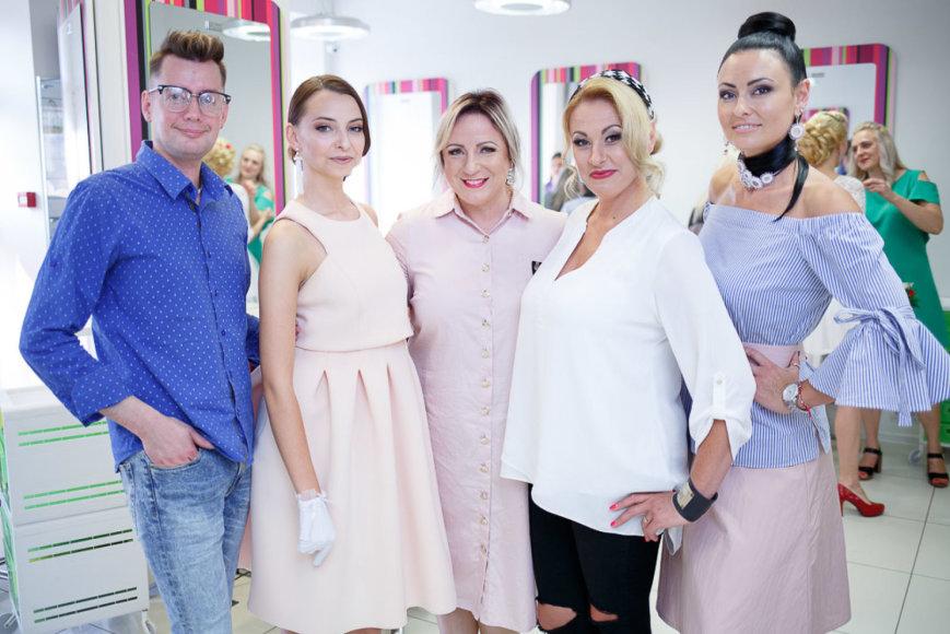 Karolis Murauskas, Renata Gramauskaite, Rūta Zenkoviene, Irina My My