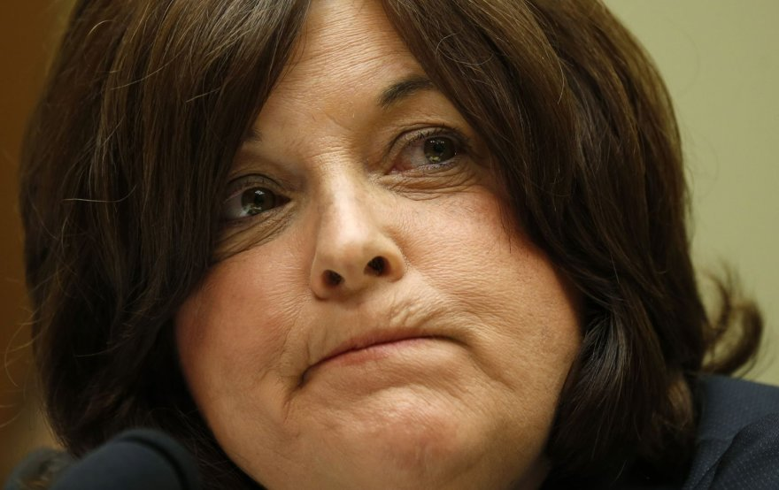 Atsistatydinusi JAV slaptosios tarnybos direktorė Julia Pierson