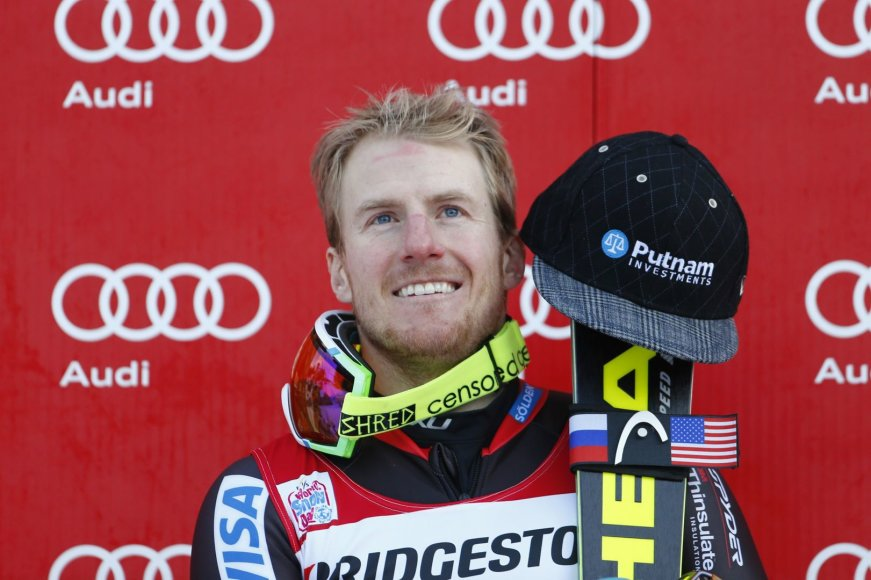 Tedas Ligety'is