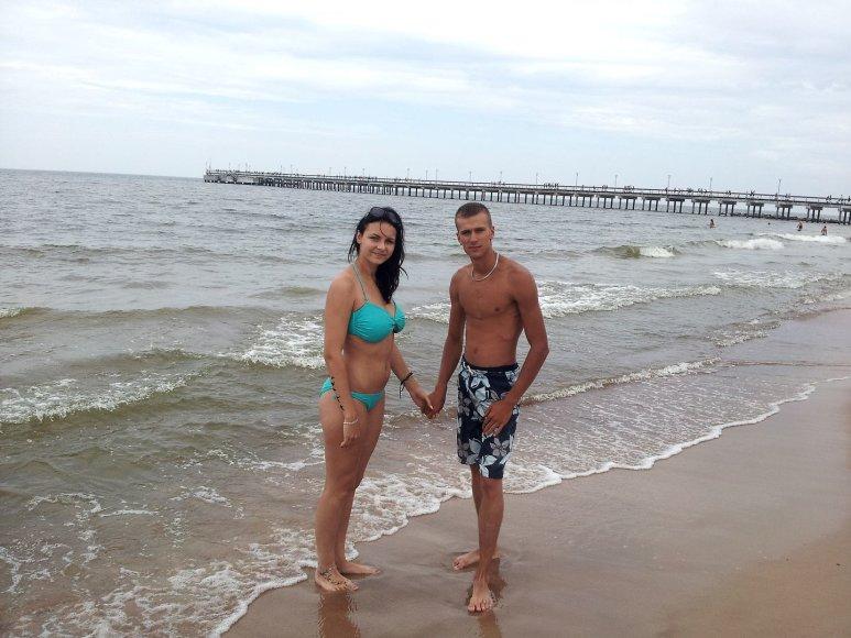 """Justina ir Arminas, """"Bikinio porelė"""""""