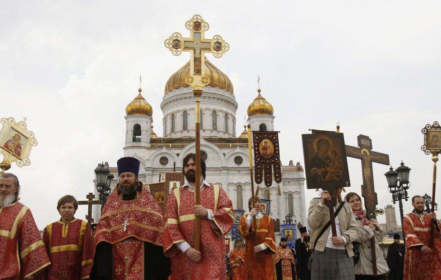 Rusijos stačiatikių bažnyčios dvasininkai