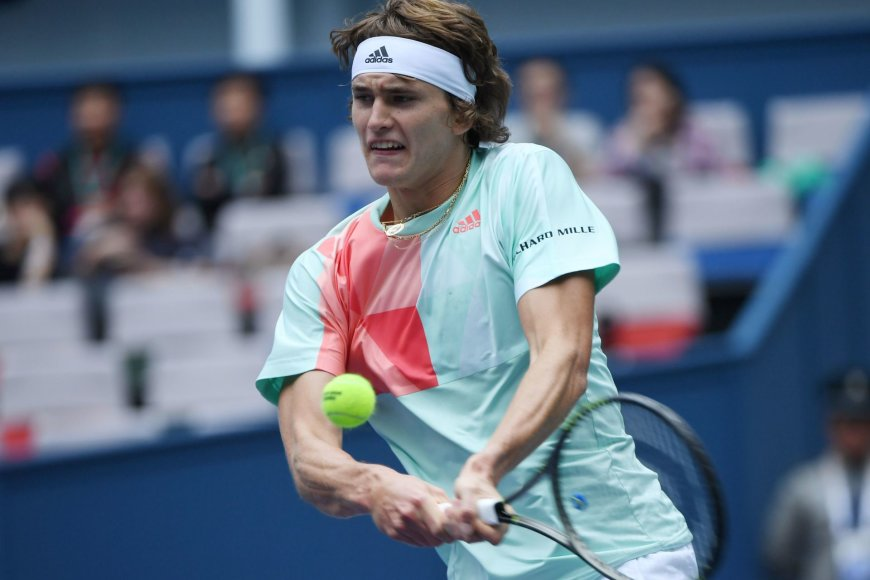 """Shanghai Rolex Masters"" aštuntfinalis: Alexanderis Zverevas – Jo-Wilfriedas Tsonga"
