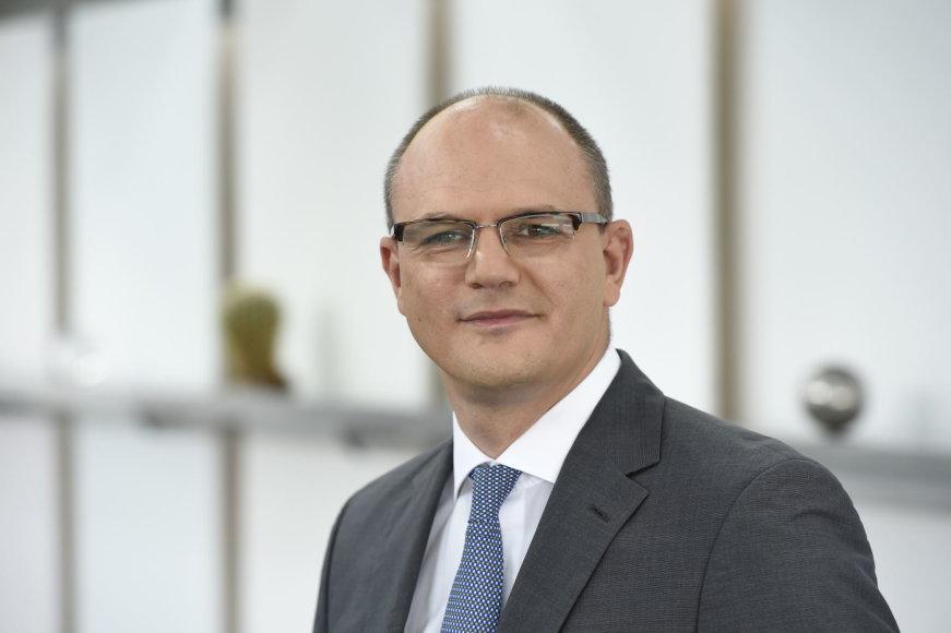 Badeno-Viurtembergo žemės mokslo, tyrimų ir meno ministerijos sekretorius Ulrichas Steinbachas