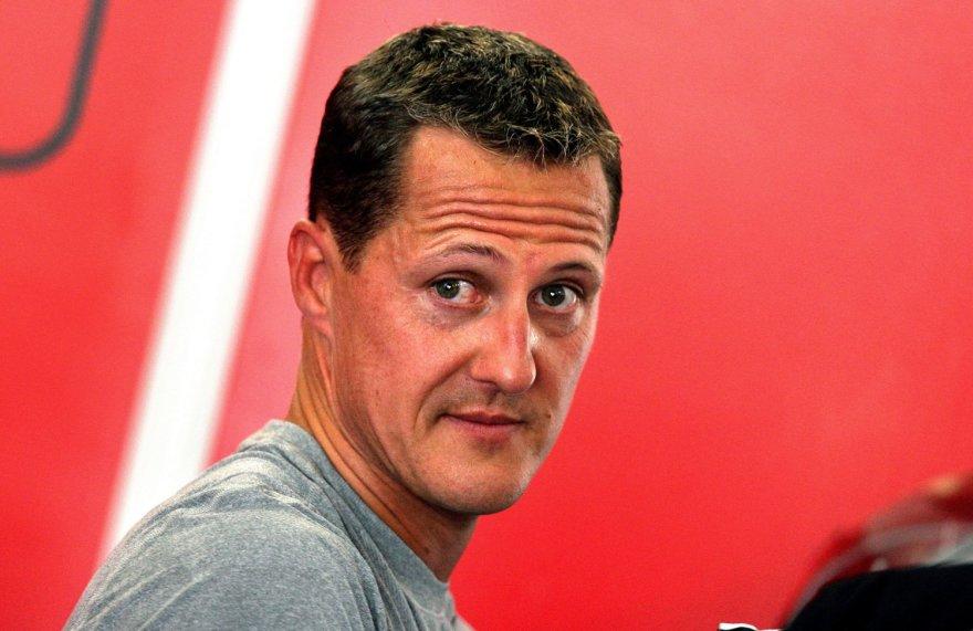 Michaelis Schumacheris 2008-ųjų rugpjūtį