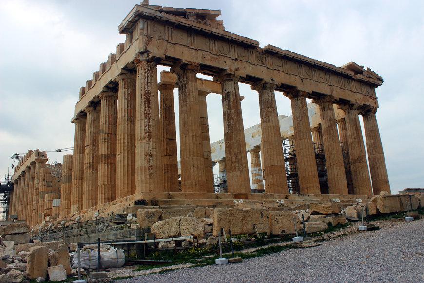 Didingasis Partenonas