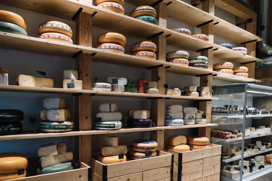 """""""Masters of Cheese"""" – vieta, kur atskleidžiamos sūrio paslaptys"""