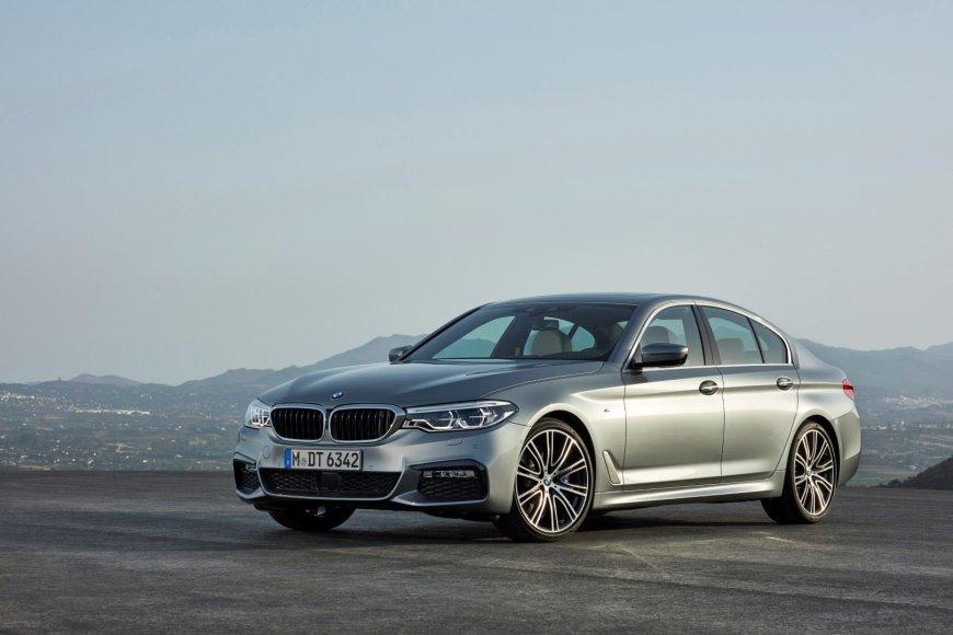 Septintos kartos BMW 5