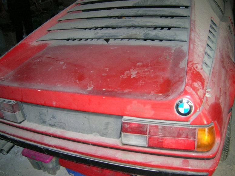 1981 m. BMW M1