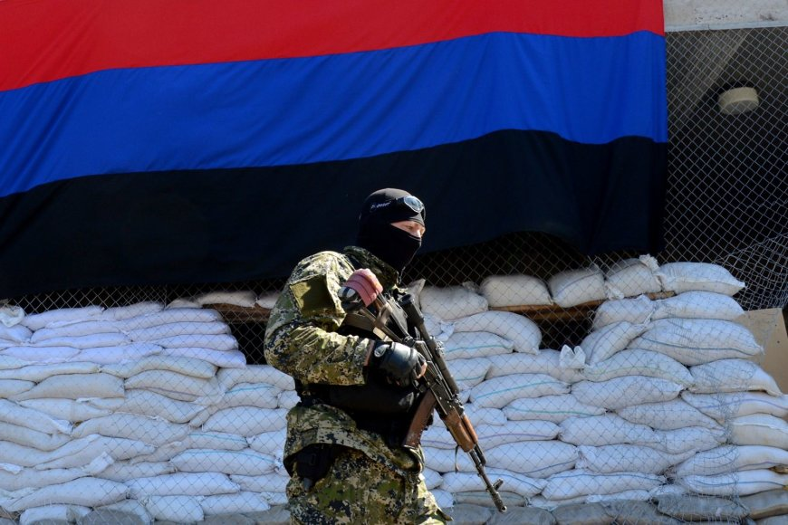 Separatistas Donecke