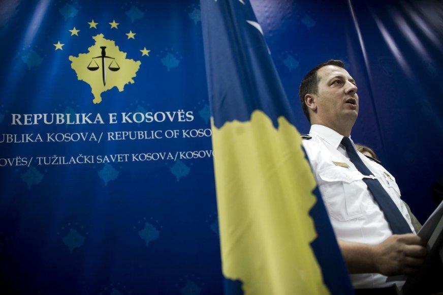 Kosovo policija sulaikė 40 įtariamų džihadistų