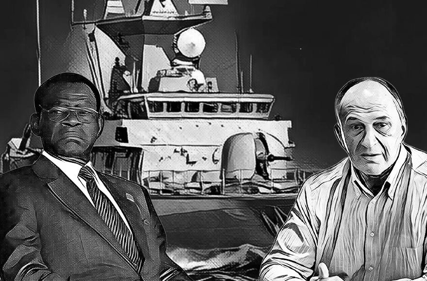 Klaipėdietis Vladimiras Stefanovas figūruoja su diktatoriumi Teodoro Obiangu glaudžiai susijusiose struktūrose