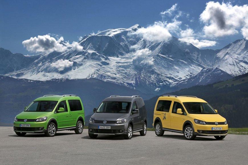 """Volkswagen"" komerciniai automobiliai"