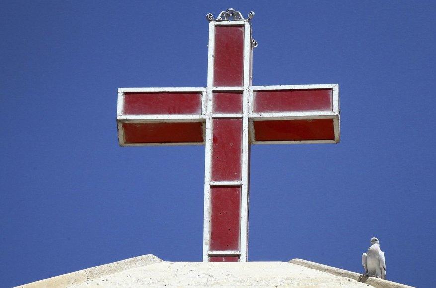 Krikščionys Irake patiria nuolatinius persekiojimus