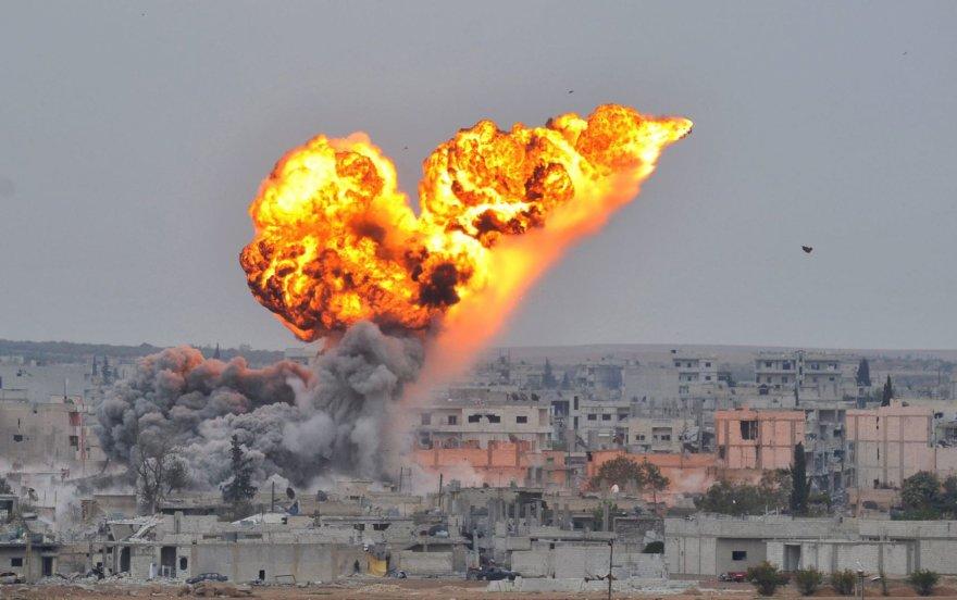 JAV antskrydžiai prieš IS džihadistus