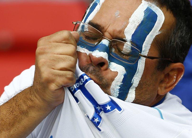Hondūro futbolo sirgalius