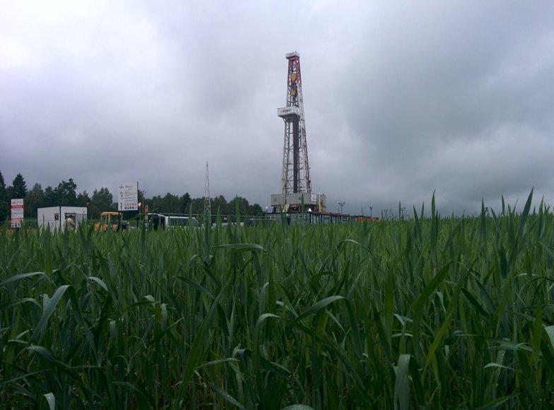 Lenkija lenkia Lietuvą skalūnų dujų paieškose