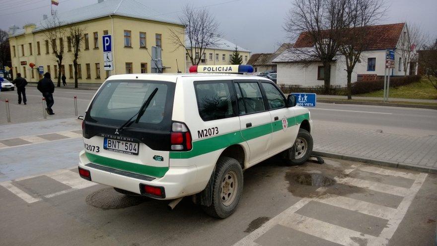 Kalvarijos policija