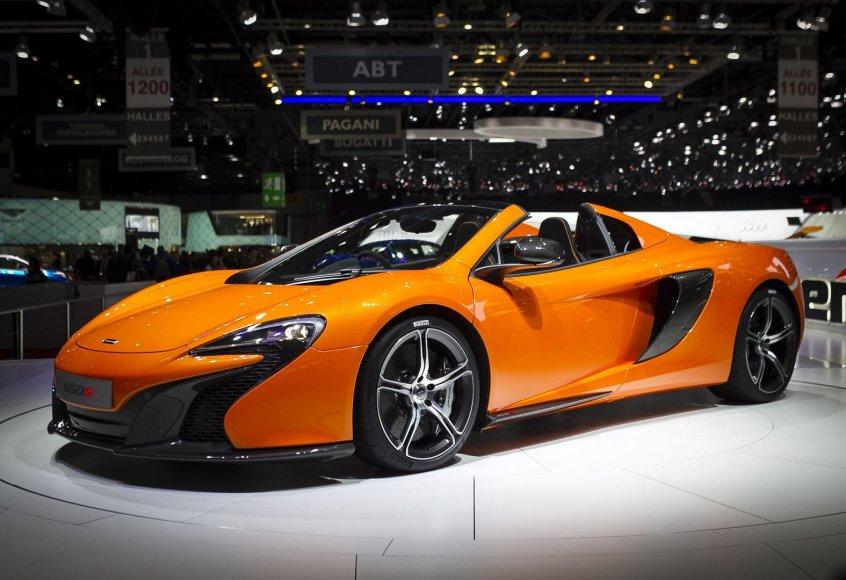 """""""McLaren 650S"""""""
