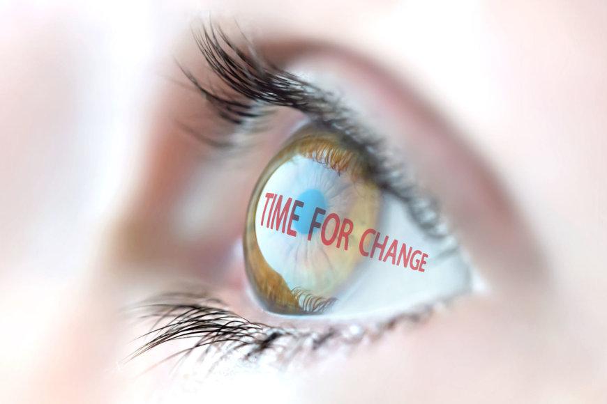 Ar pribrendote pokyčiams?