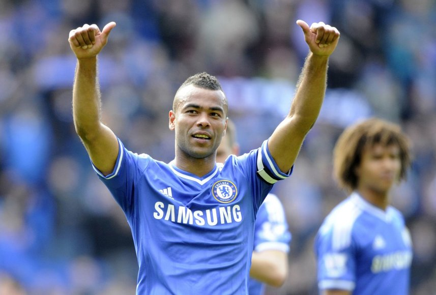 Ashley Cole'as