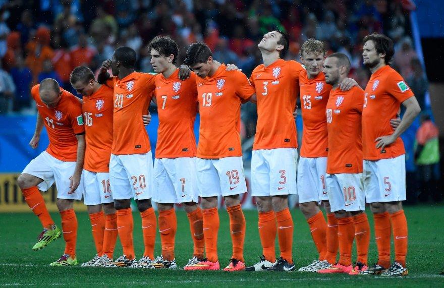 Nyderlandų futbolininkai