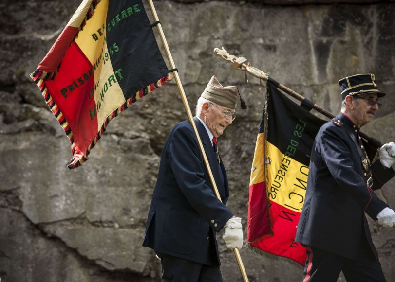 Pirmojo pasaulinio karo šimtosios metinės Belgijoje