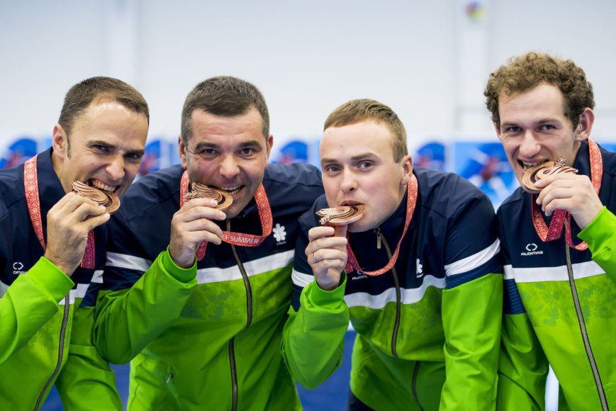 Lietuvos stalo teniso rinktinė