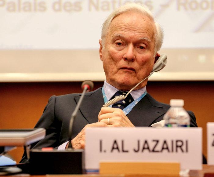 Idrissas Jazairy