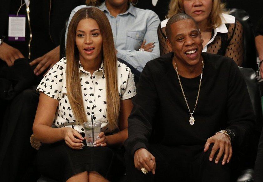 Beyonce ir Jay Z