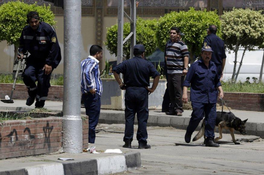 Egipto policija