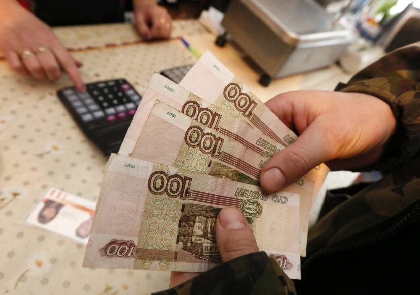 Parduotuvė Rusijoje