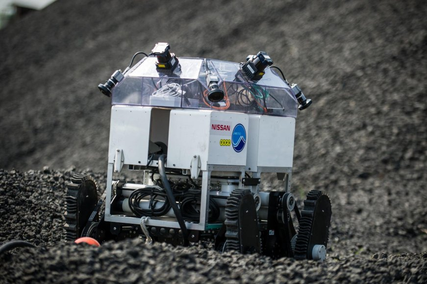 """Nissan"" povandeninis robotas"
