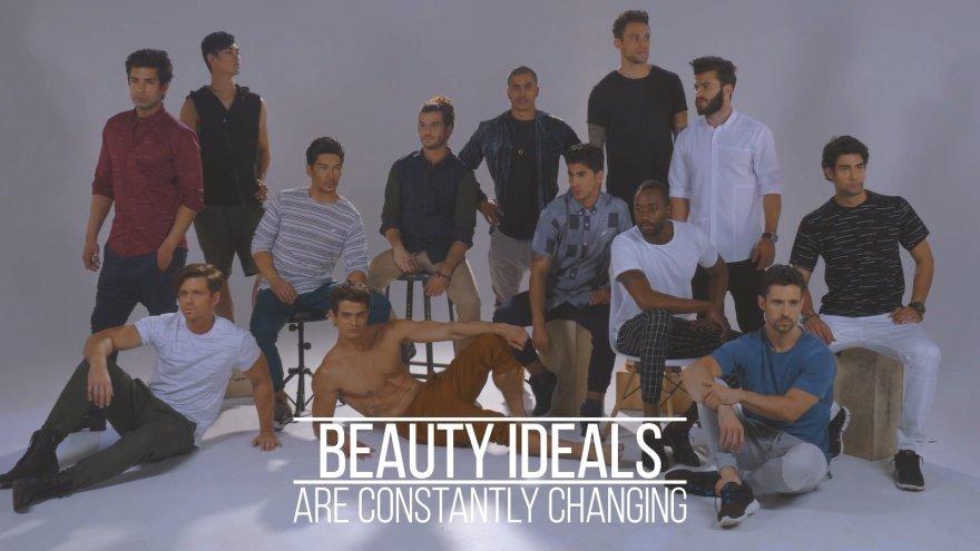 Vyrų grožio standartai