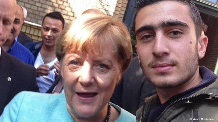 A.Modamani asmenukė su Vokietijos kanclere A.Merkel
