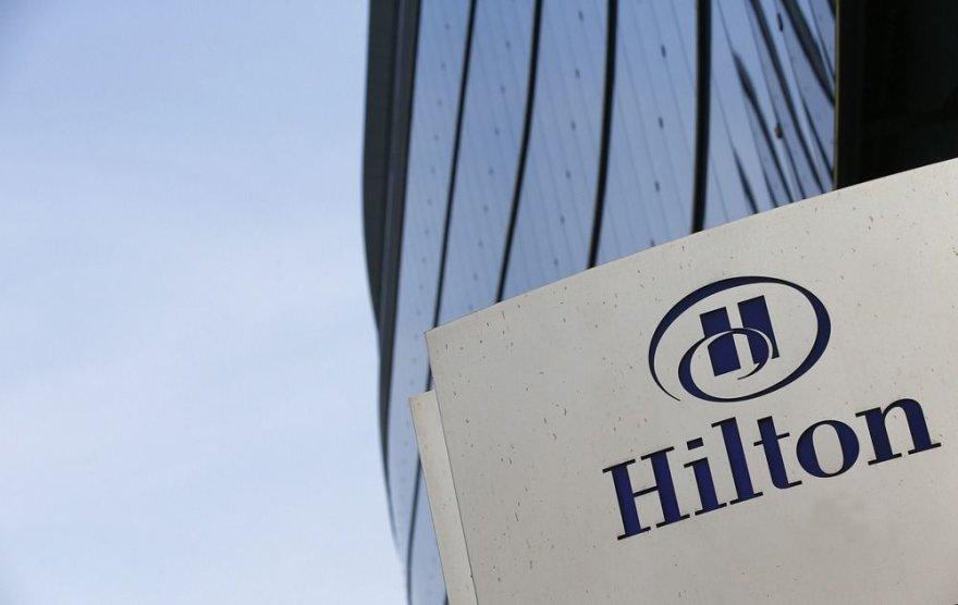 """""""Hitlon"""" viešbutis"""