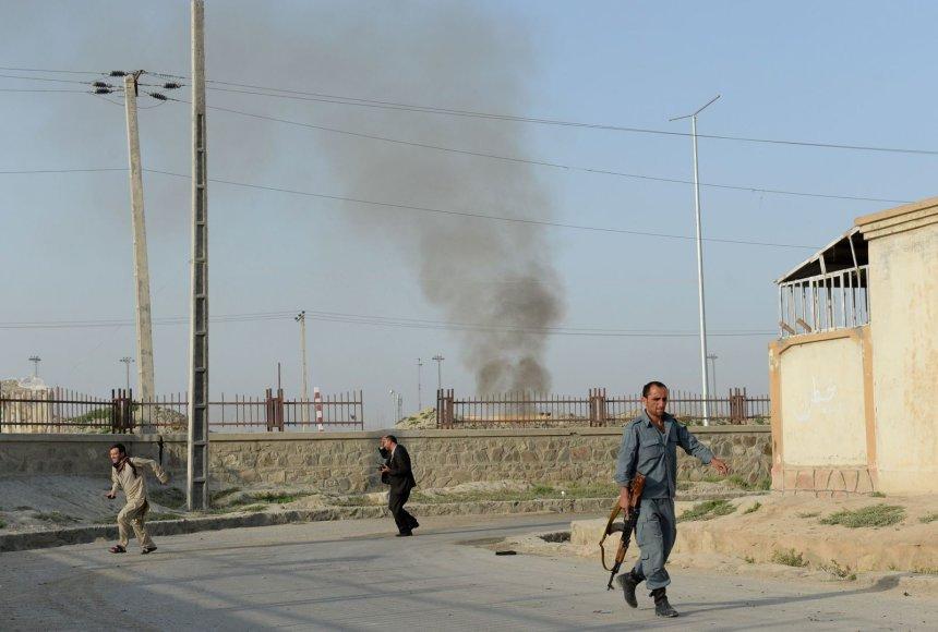 Puolimas Kabule