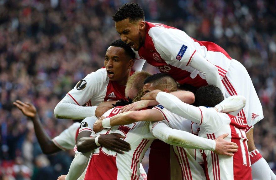 """""""Ajax"""" futbolininkai"""