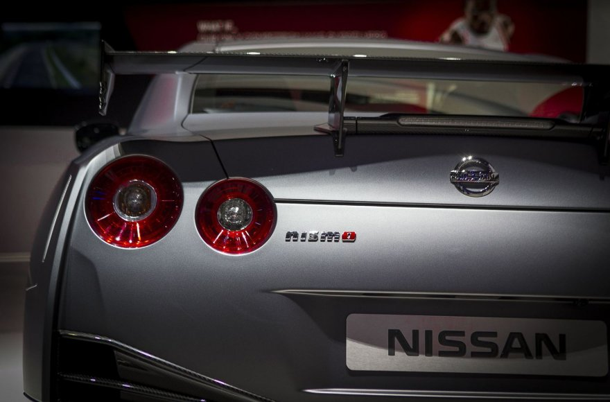 """Nissan GT-R Nismo"" nuo 0 iki 100 km/val. per 2,4 sek."
