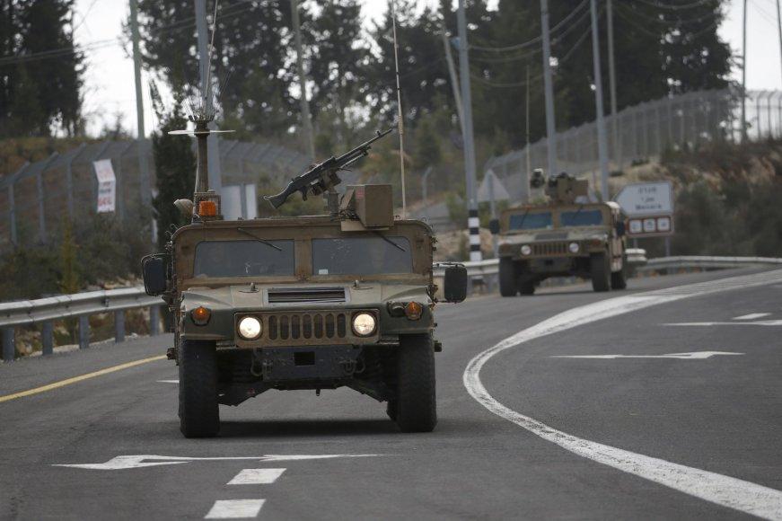 Izraelio kariai Golano aukštumose