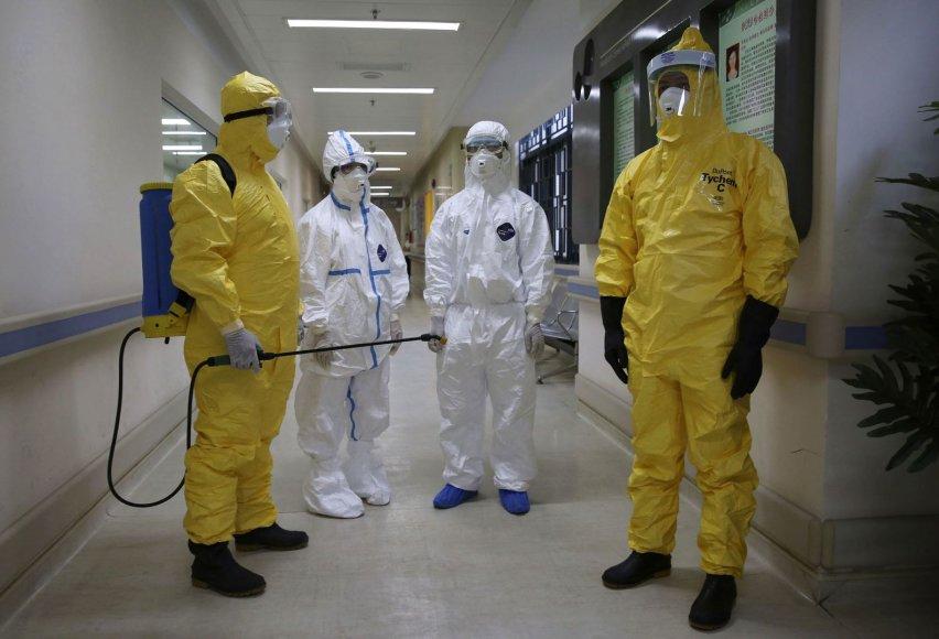 Sveikatos apsaugos darbuotojai