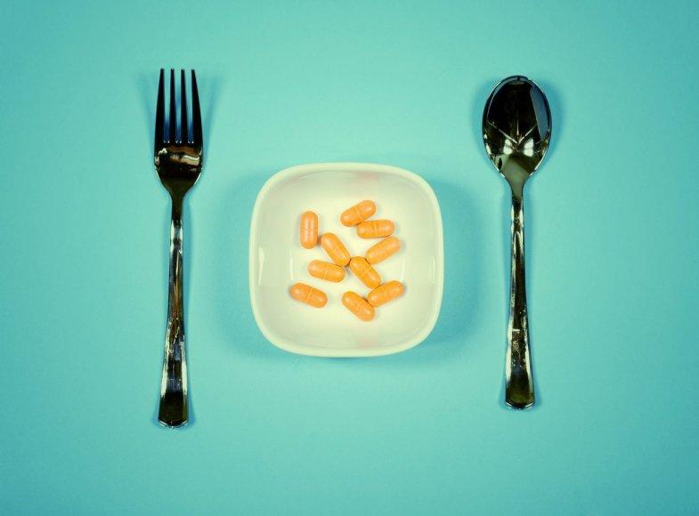 Projekto partnerio nuotr./Ką valgysime po 100 metų