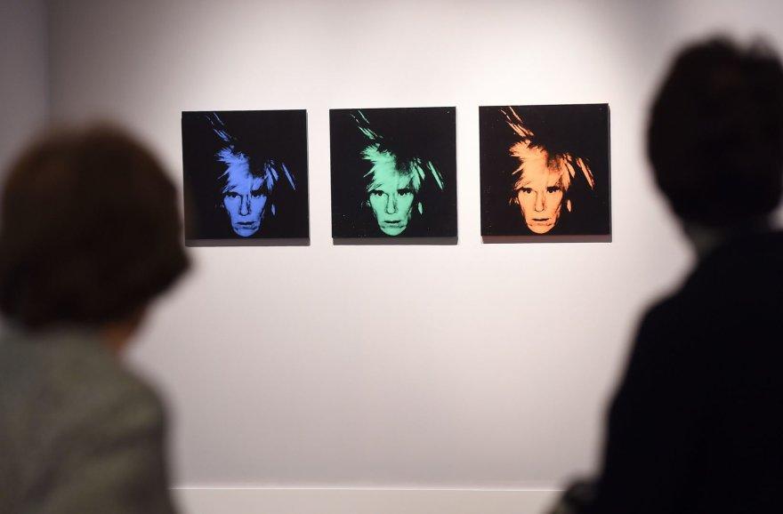 Andy Warholo darbai