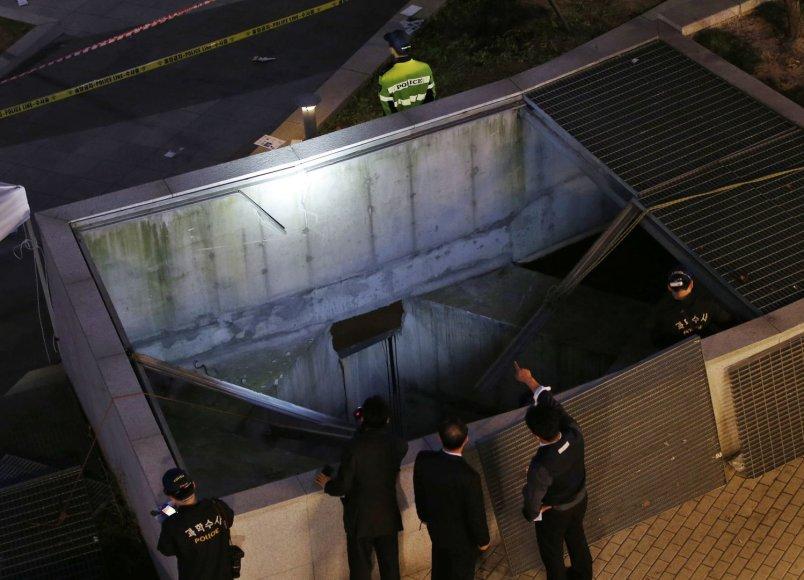Pietų Korėjoje, Songname, koncerto po atviru dangumi metu, žuvo žmonės