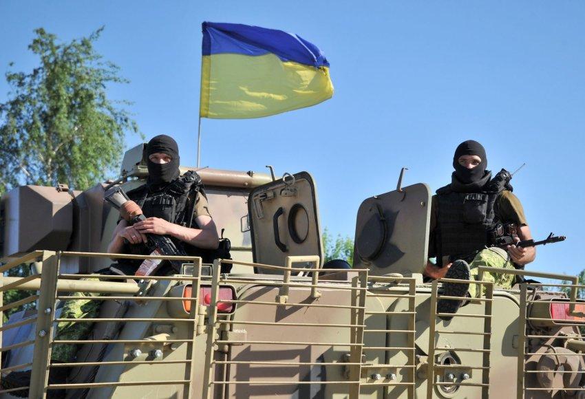 Ukrainos kariai Charkove