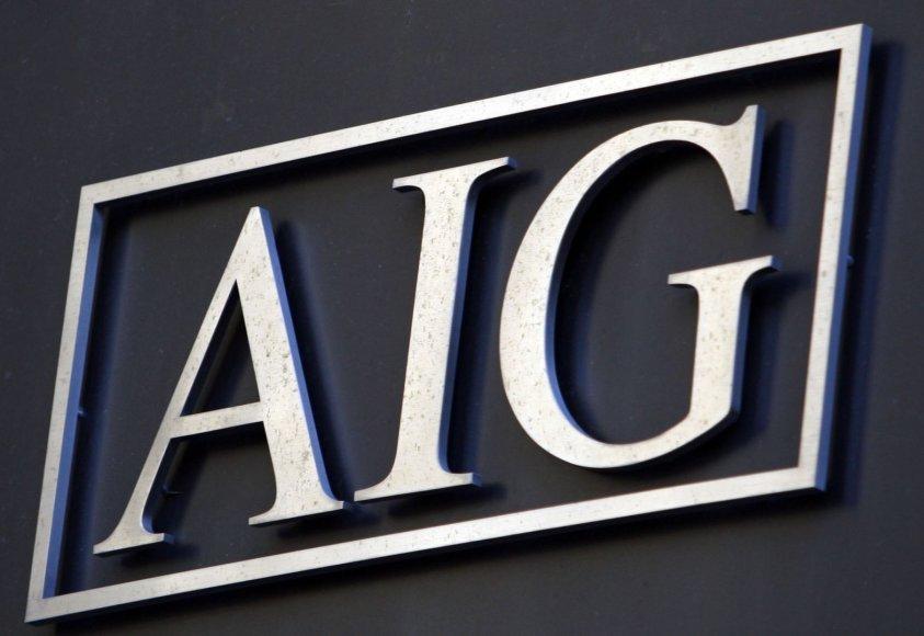 AIG logotipas