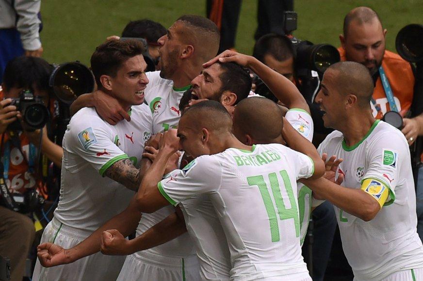 Pietų Korėja – Alžyras